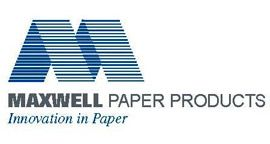 maxwell paper products logo