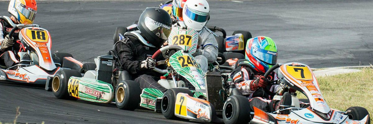 Kart Racing for Ages 5 to 95!