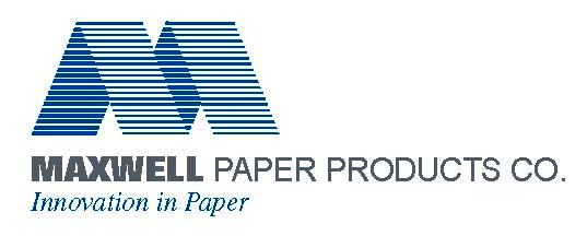 2015 Maxwell Paper Products Logo